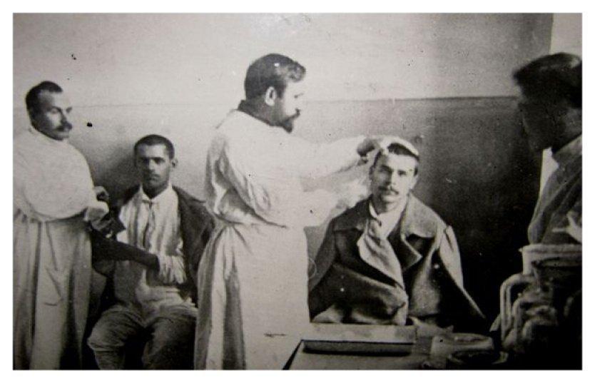 В конце позапрошлого века в Анапе усиленно готовились к нашествию холеры