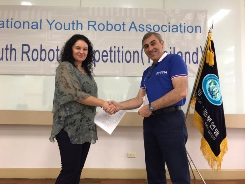 В Анапу приедут конструкторы роботов