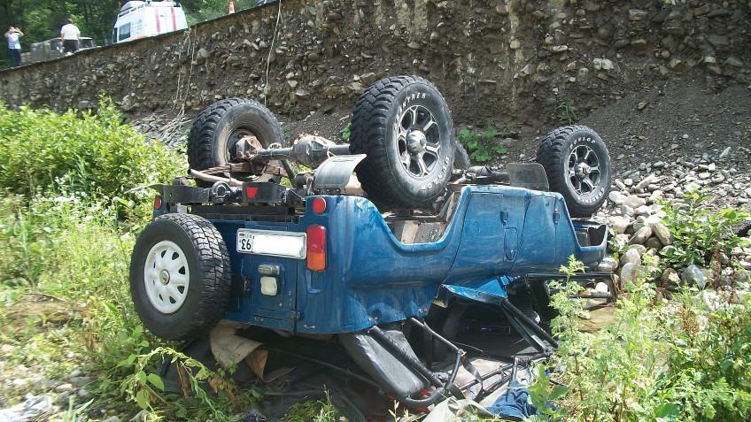 День рождения закончился реанимацией: анапский подросток попал в ДТП, катаясь на джипе