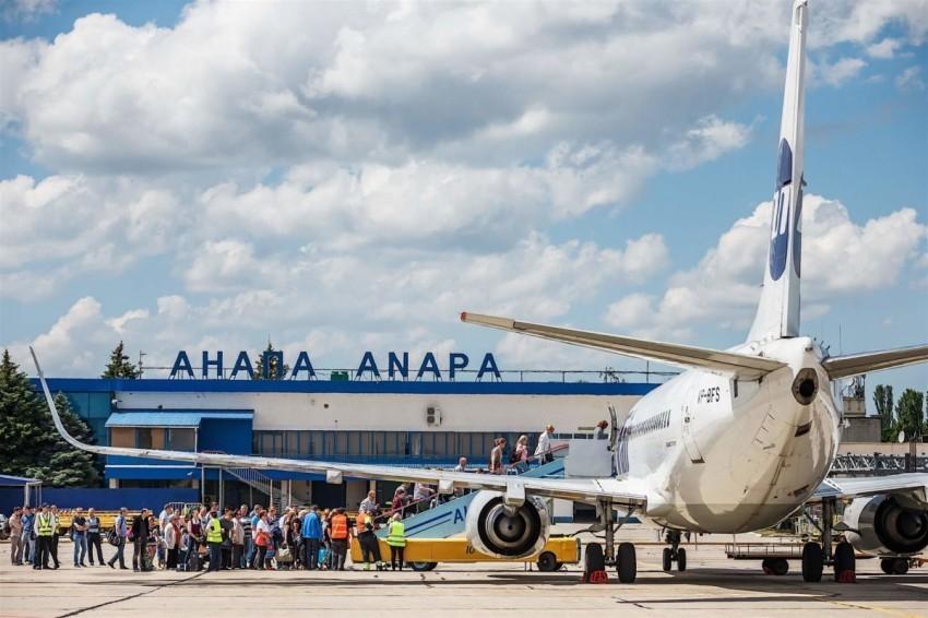 Анапский аэропорт назовут в честь того, кто не имеет никакого отношения к городу