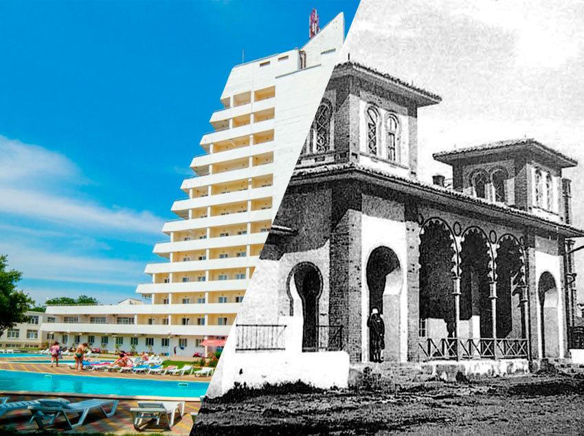 История Анапы: в санатории «Малая бухта» первых пациентов приняли в июле 1900 года