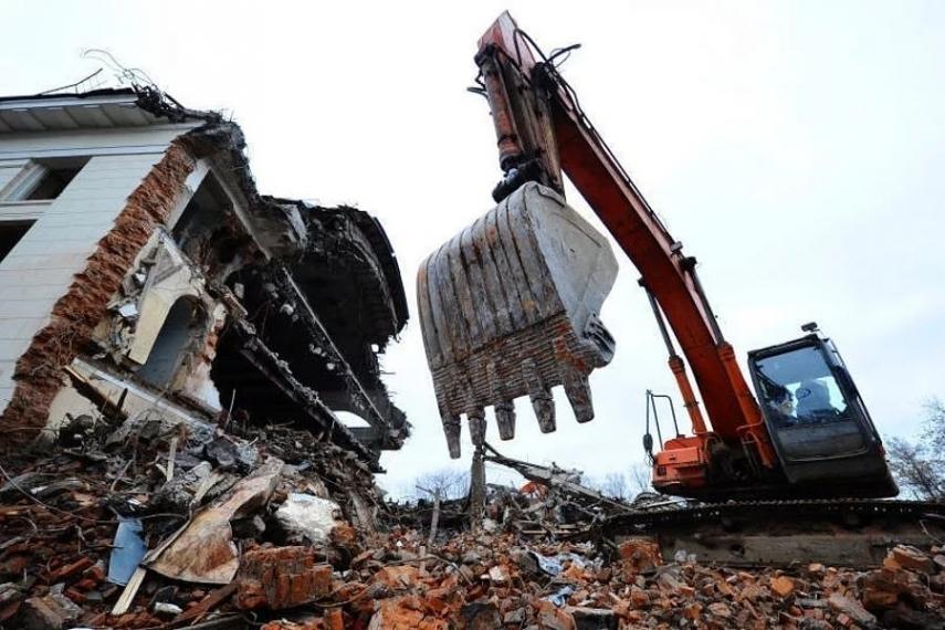 В Анапе приняты судебные решения о сносе более 20 самостроев