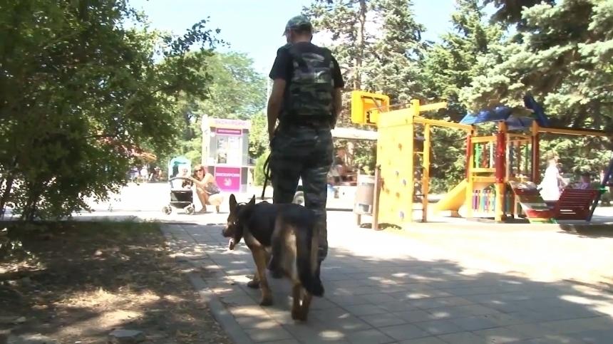 В Анапе усилены меры безопасности в связи с трагедией в Керчи