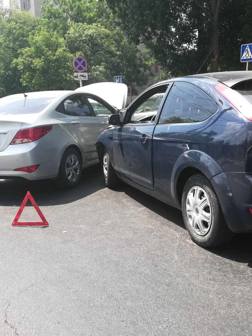 Заколдованный перекресток в Анапе: сегодня здесь снова авария