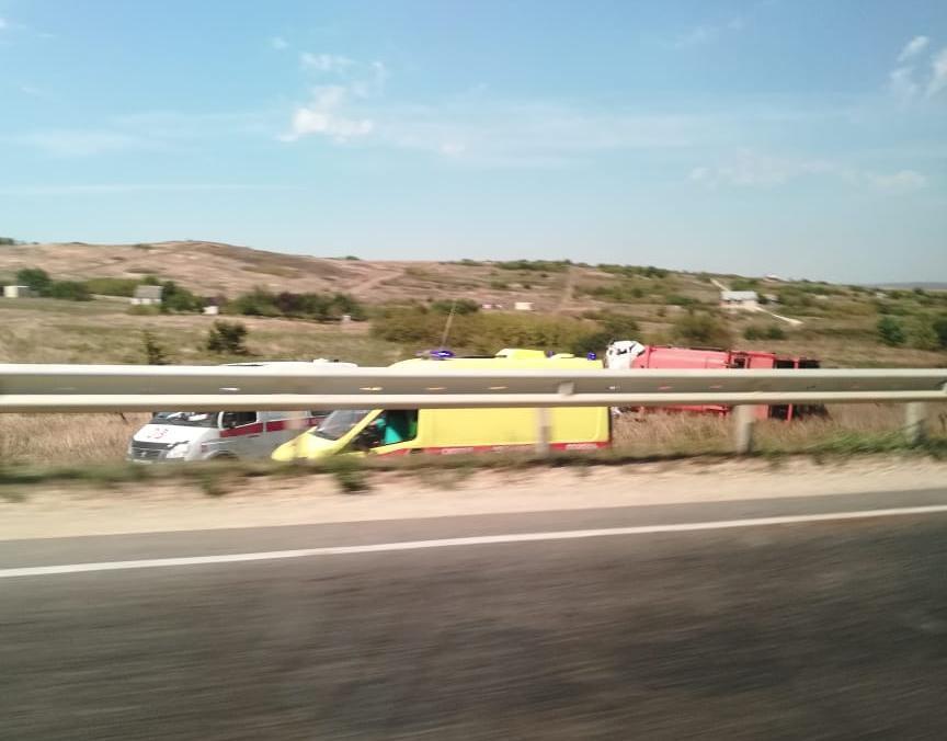 В Анапе ищут свидетелей аварии с мусоровозом
