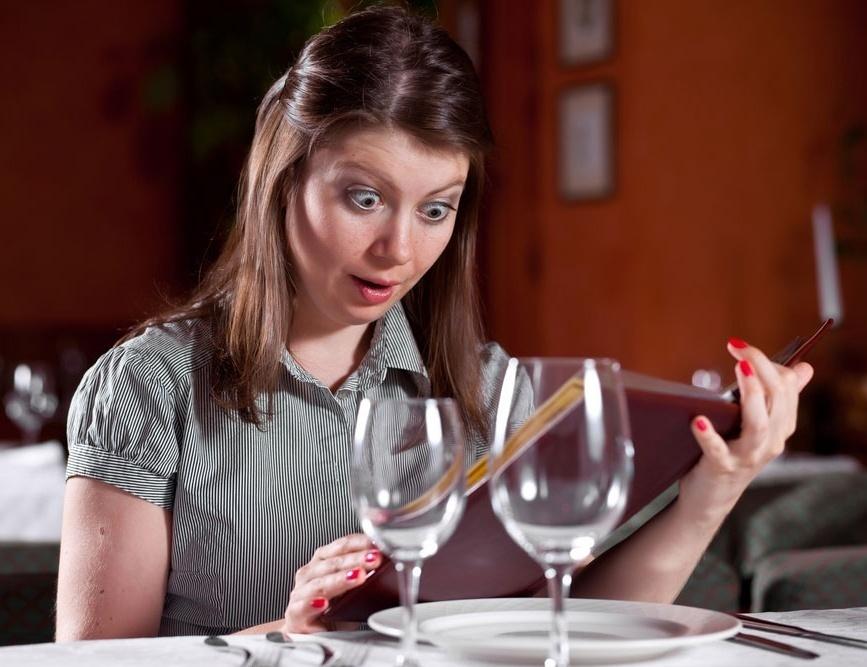 Чем и почём кормят в элитных ресторанах города Анапы