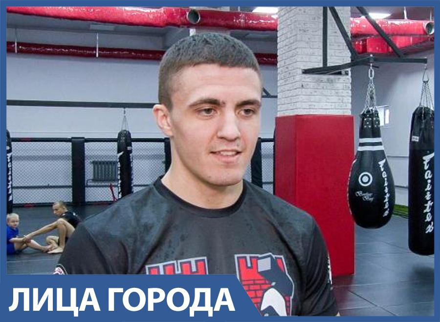 Анапчанин стал обладателем пояса чемпиона по панкратиону