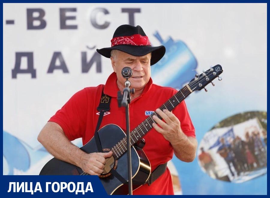 Григорий Гладков: «вечный двигатель» в Анапе!