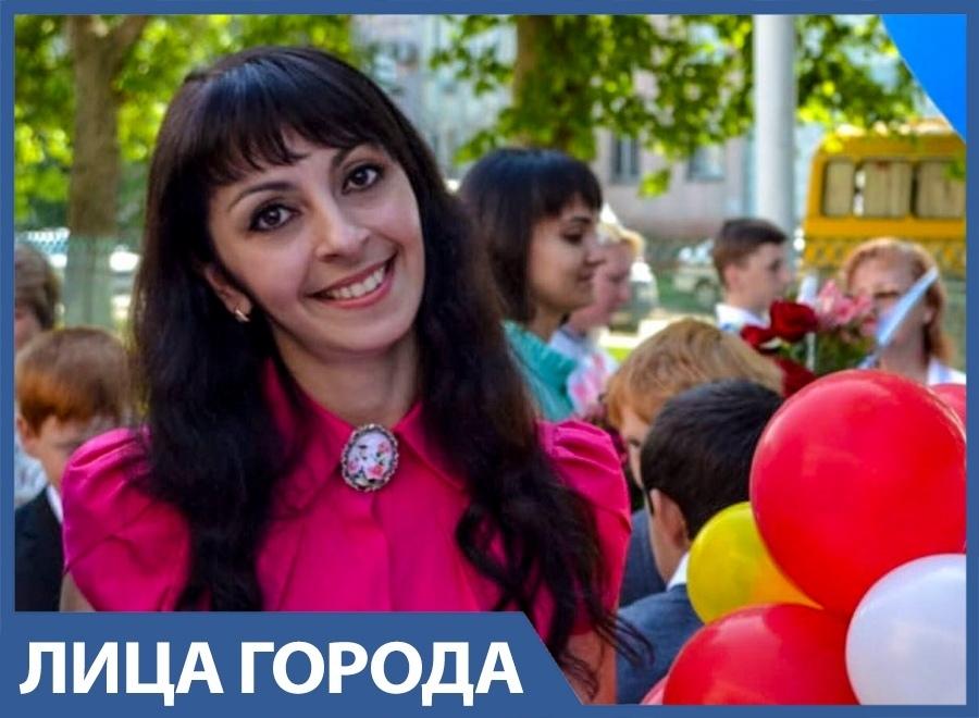 «От любви дети  расцветают, а не распускаются» - считает анапский учитель Елена Бондарева