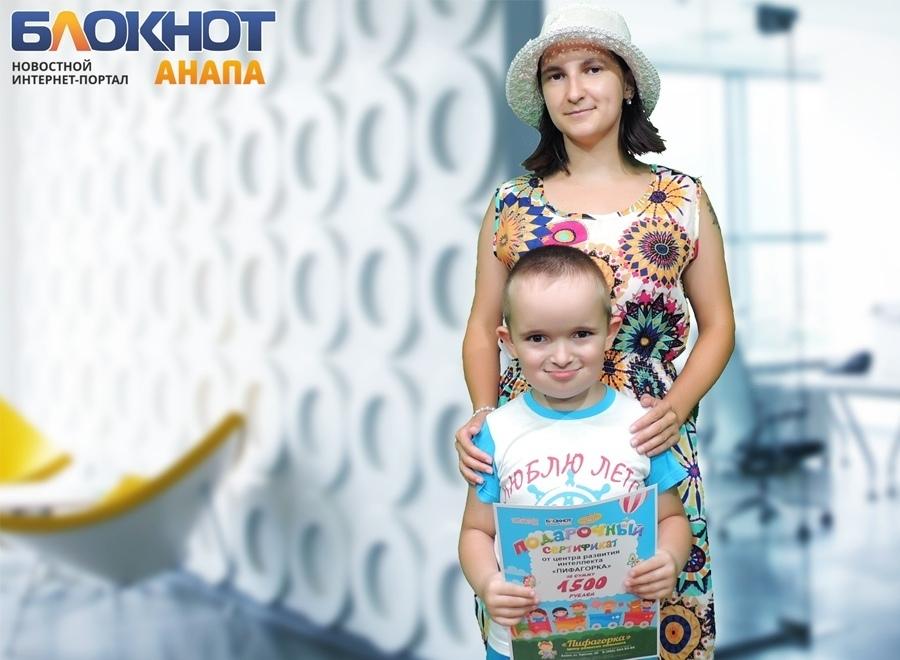 Продолжается выдача призовых сертификатов конкурса «Детки-конфетки»