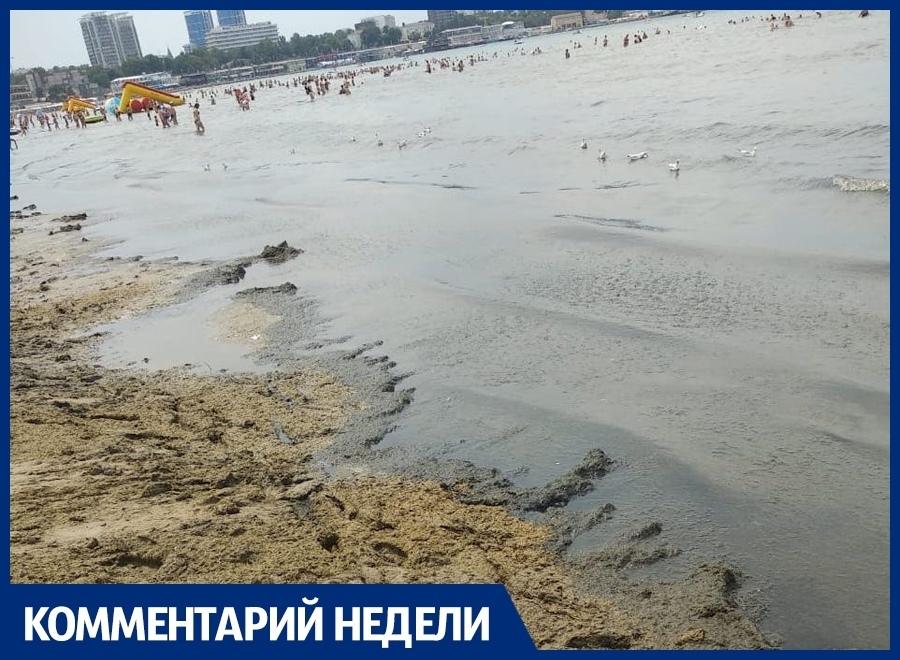 «Камка на побережье в Анапе просто достала», - жалуются отдыхающие