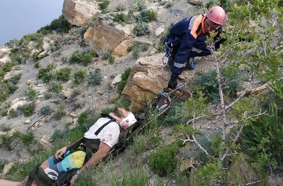 Где туристы падают с горы и разбиваются: три опасных места в Анапе