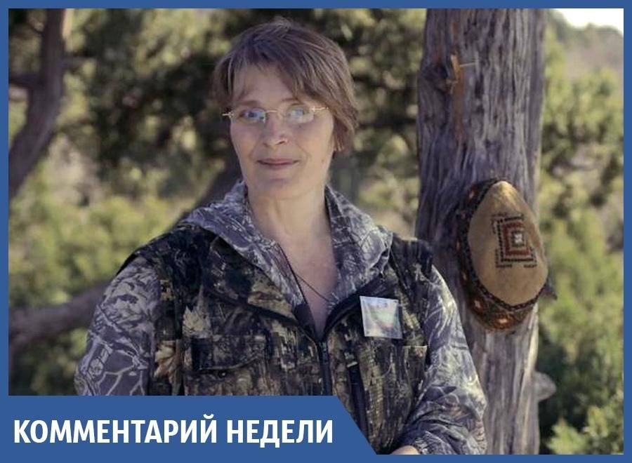 Анапский эколог Мария Рузина рассказала, почему важно участвовать в субботниках