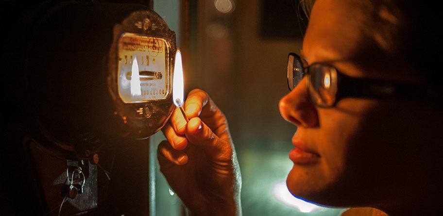 В Анапе и пригороде опять перебои с электричеством