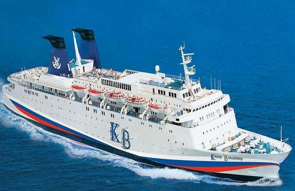 «Князь Владимир» отправится из Сочи в Крым мимо Анапы уже в апреле