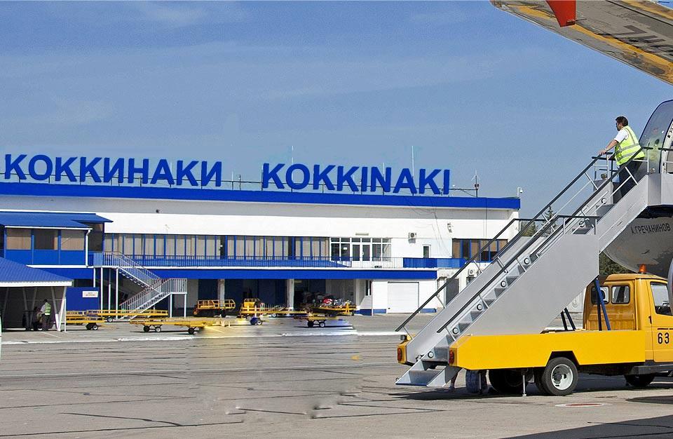 По предварительным результатам, аэропорт Анапы назовут в честь Владимира Коккинаки