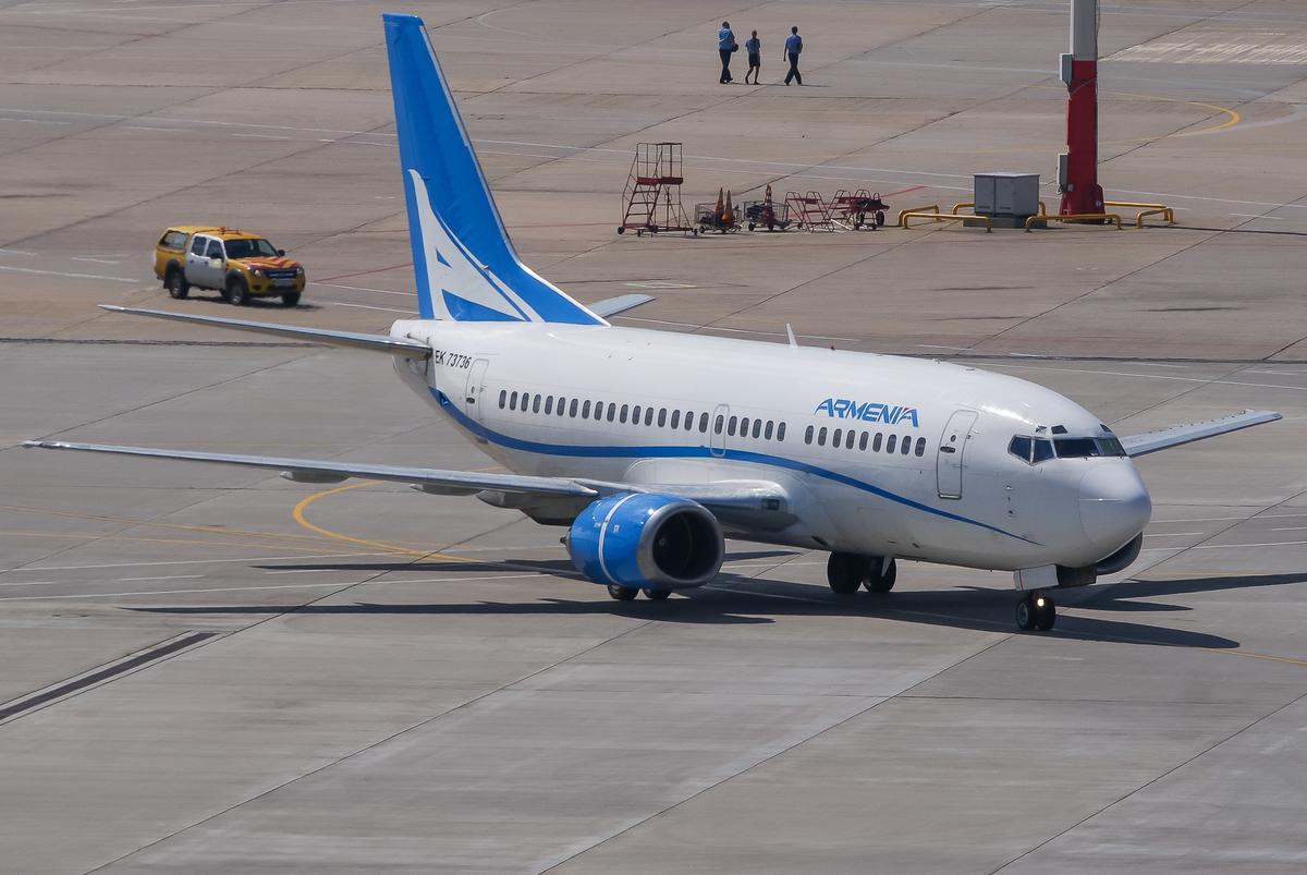 Из Анапы в Ереван можно будет долететь прямым рейсом без пересадок
