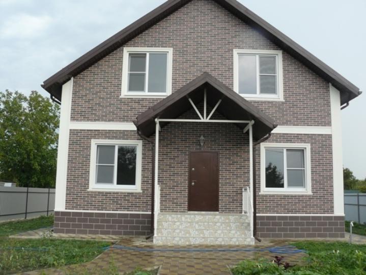 В Гостагаевской продаётся новый дом