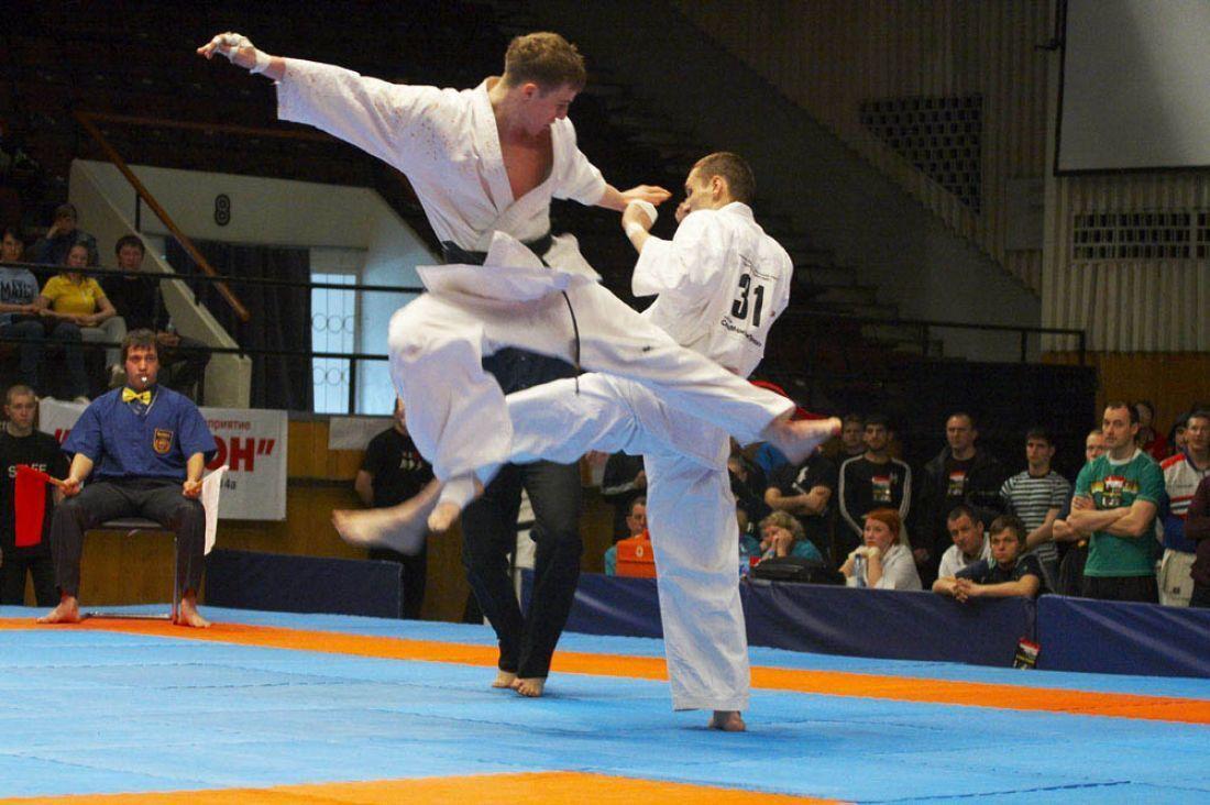 В Анапу на чемпионат России съедутся лучшие каратисты со всей страны