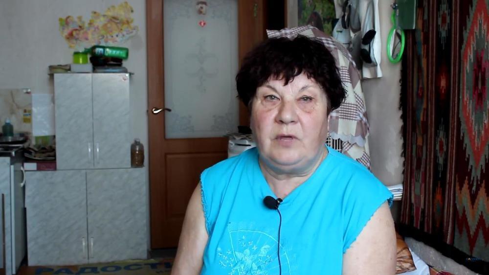 «Сумасшедшая пенсионерка»  или жертва грабителей в Анапе?
