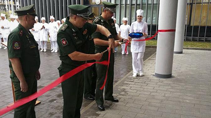 Кто из гражданских сможет пройти обследование в Анапе в новом военном госпитале?