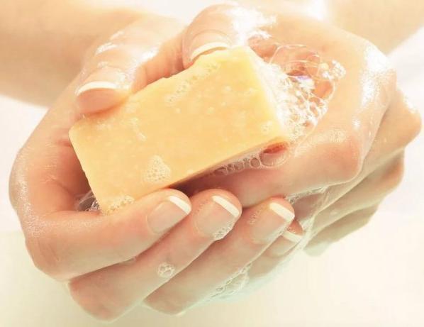 Мыло представляет смертельную опасность для человека