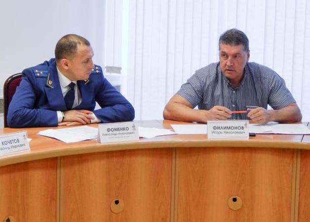Депутаты с участием прокурора обсудили вопрос строительства школ  в Анапе