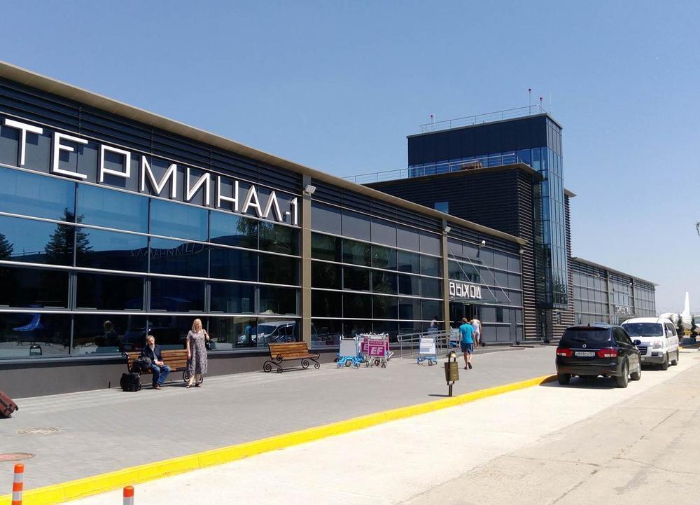 Аэропорт Анапа (Витязево) признан лучшим в регионе