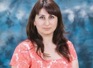Нуне Марукян, учитель начальных классов, также участвует в конкурсе «Учитель года - 2018»