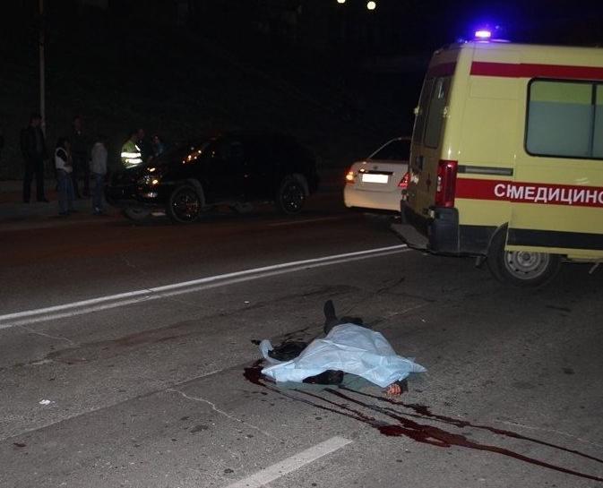 Погибла под колёсами автомобиля: утром под Анапой «Тойота» сбила женщину