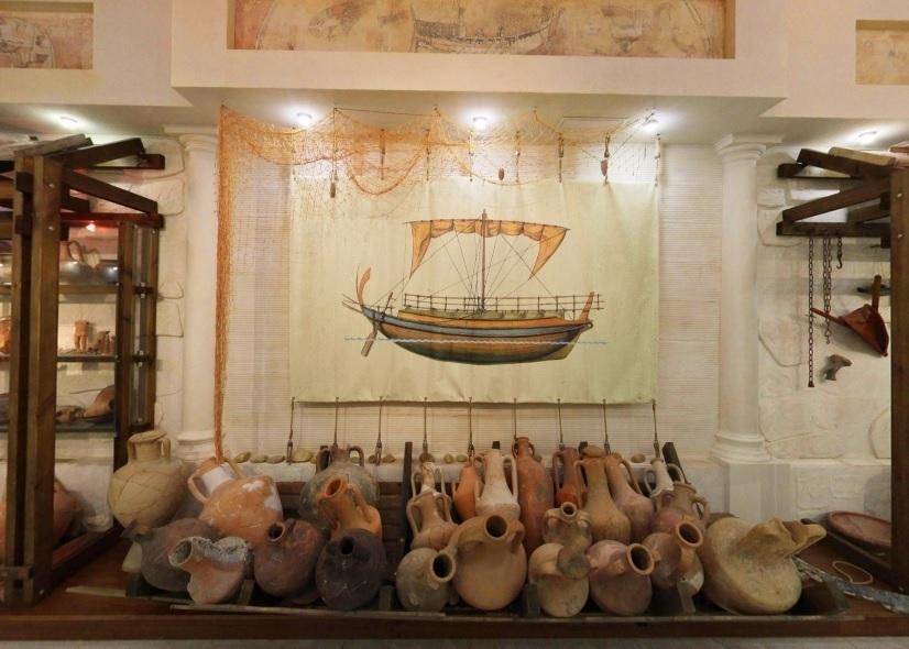 Найденные в Анапе амфоры использовались вплоть до Средневековья