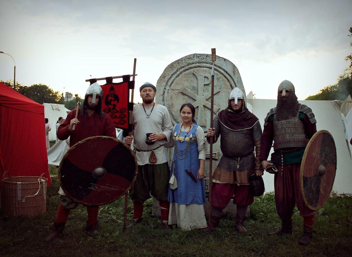 В Анапе богатыри будут сражаться на мечах
