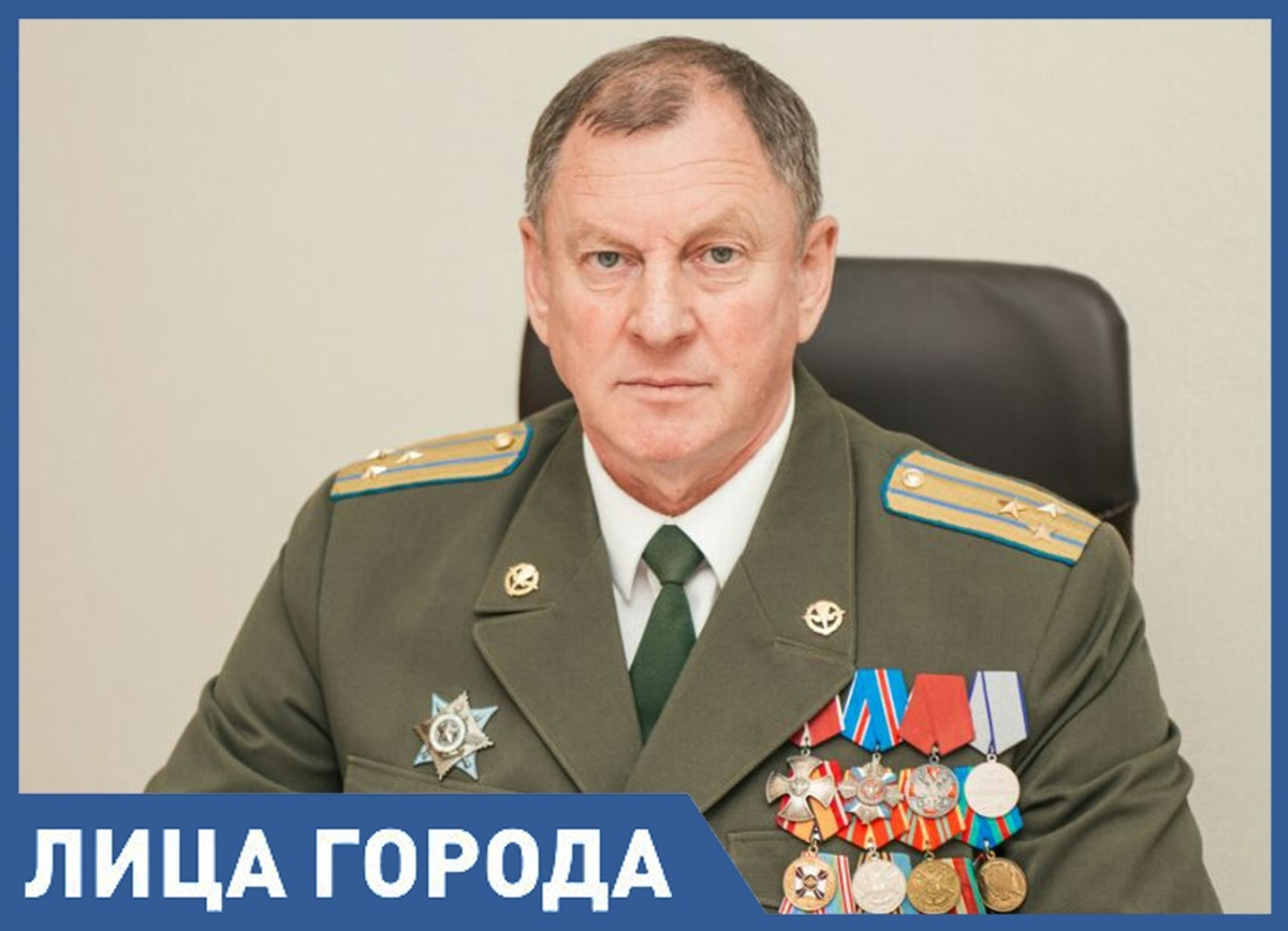Сергей Житков, директор кадетской школы Анапы, о том, как воспитать настоящих мужчин