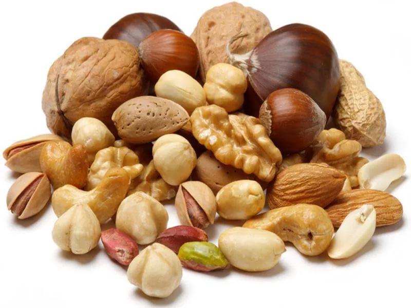 Чтобы прожить дольше, анапчане должны есть много орехов