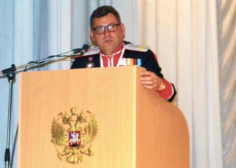 Новым Атаманом Анапского РКО избран Плотников Валерий Александрович