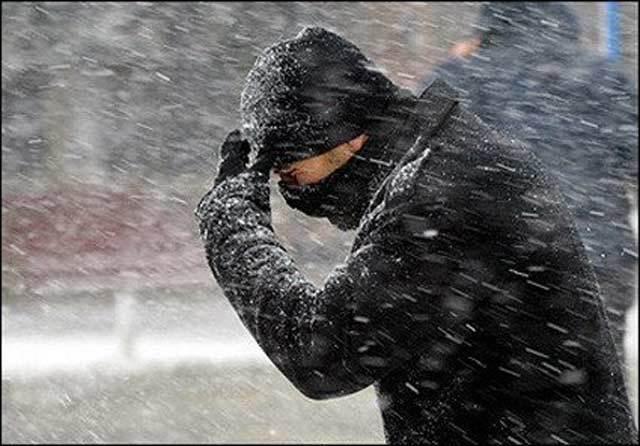 Гололед, сильный ветер и снег с дождем обрушатся на Анапу в ближайшие дни