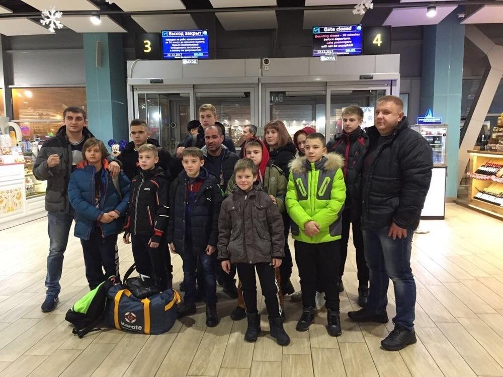 Анапские каратисты отправятся на всероссийское Первенство в Москву