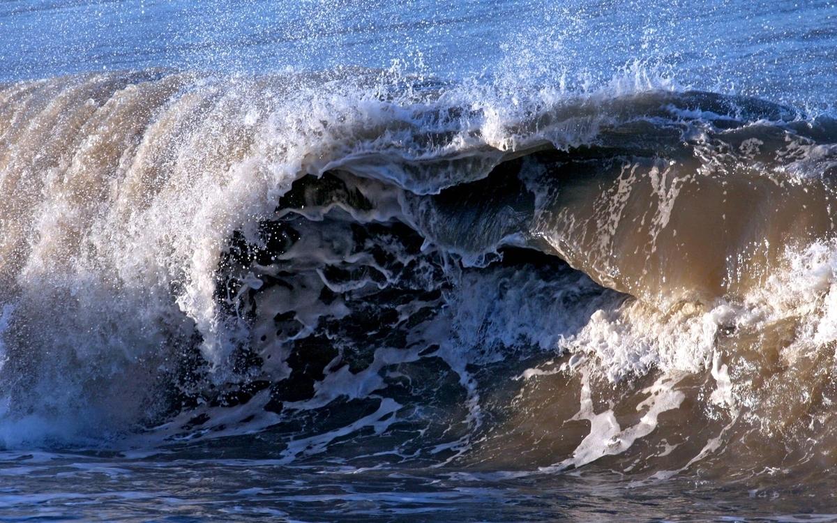 В Анапе каратисты-чемпионы спасли тонувшего в штормовом море мужчину