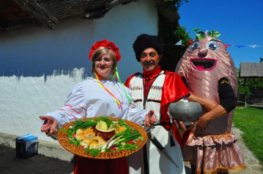 Недалеко от Анапы пройдёт фестиваль «Картопля цэ нэ цыбуля»