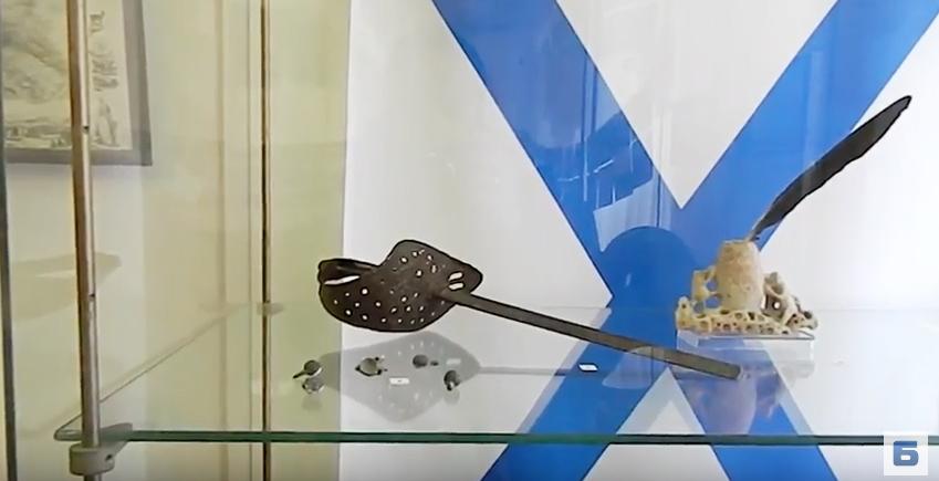 Австрийский палаш, найденный около Анапы, мог быть трофеем с времен Наполеоновских войн