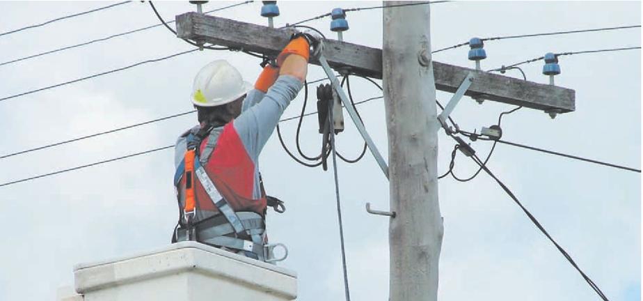В Анапском районе продолжаются отключения электроэнергии