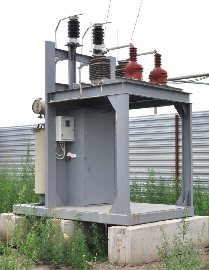 В Анапском районе нашли бесхозную трансформаторную подстанцию