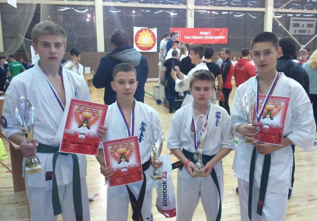 Шесть из девяти анапских спортсменов вернутся с Первенства России с медалями